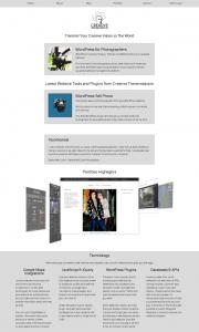 Website Development for Photographers